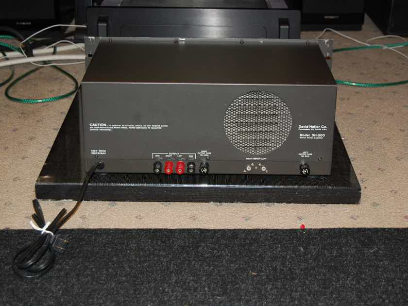 Hafler DH-500 Solid State Amplifier