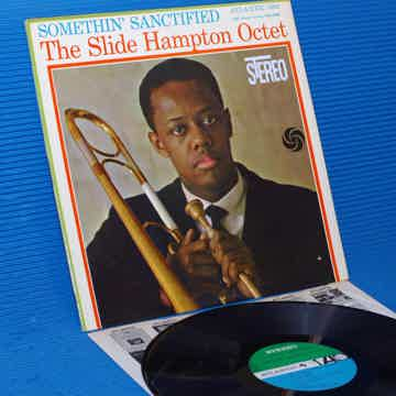 "SLIDE HAMPTON OCTET   - ""Somethin' Sanctified"" -  Atlan..."