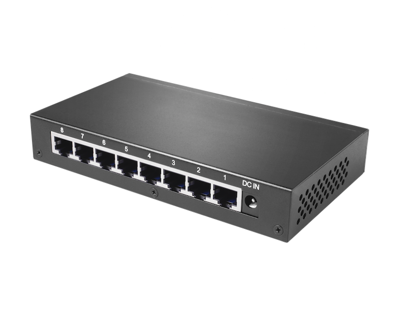 TCXO Audiophile Ethernet Switch - Angel Silent Bonn N8