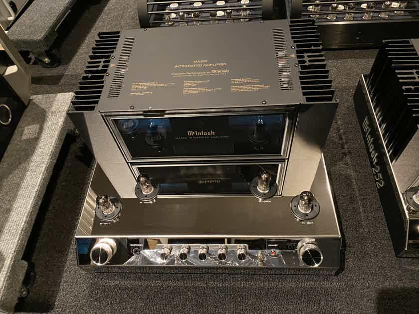 McIntosh MA 352 tube integrated amplifier