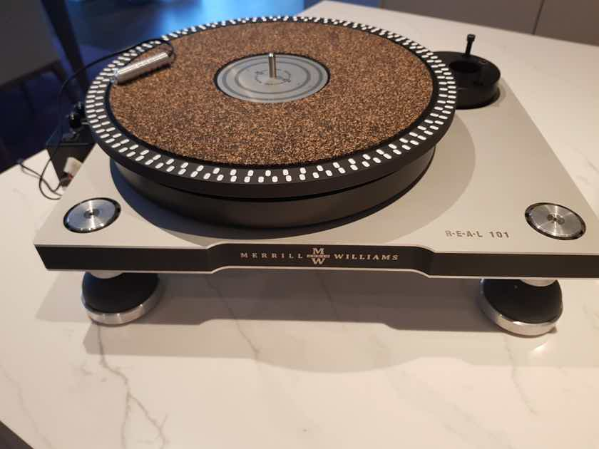 Merrill Williams Audio R.E.A.L 101 - Highly reduced !!