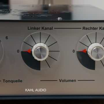 """Integrated """"Super"""" Preamplifier"""