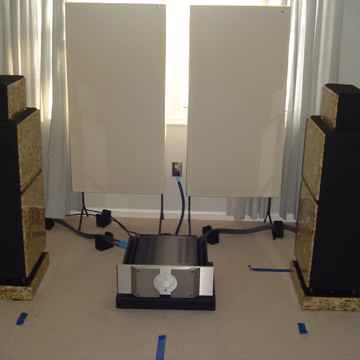 Mosaic Acoustics Illumination