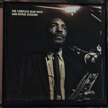 Sam Rivers The Complete Blue Note Sam Rivers Sessions