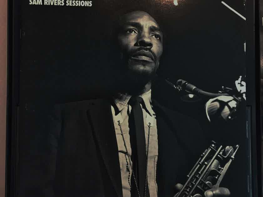 Sam Rivers The Complete Blue Note Sam Rivers Sessions/REDUCED FOR QUICK SALE!!
