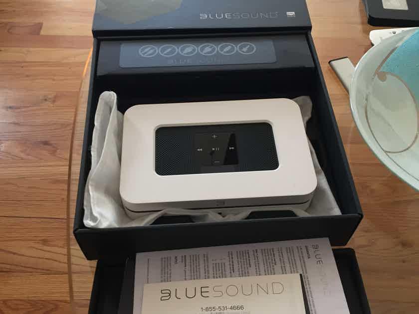 Bluesound Node 2i Streamer