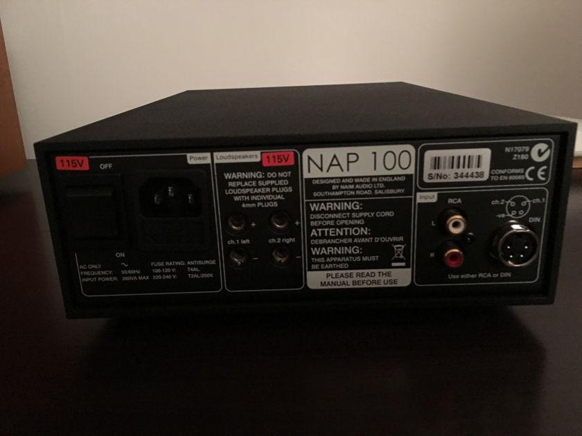 Naim Audio DAC V1 & NAP100 Mint!