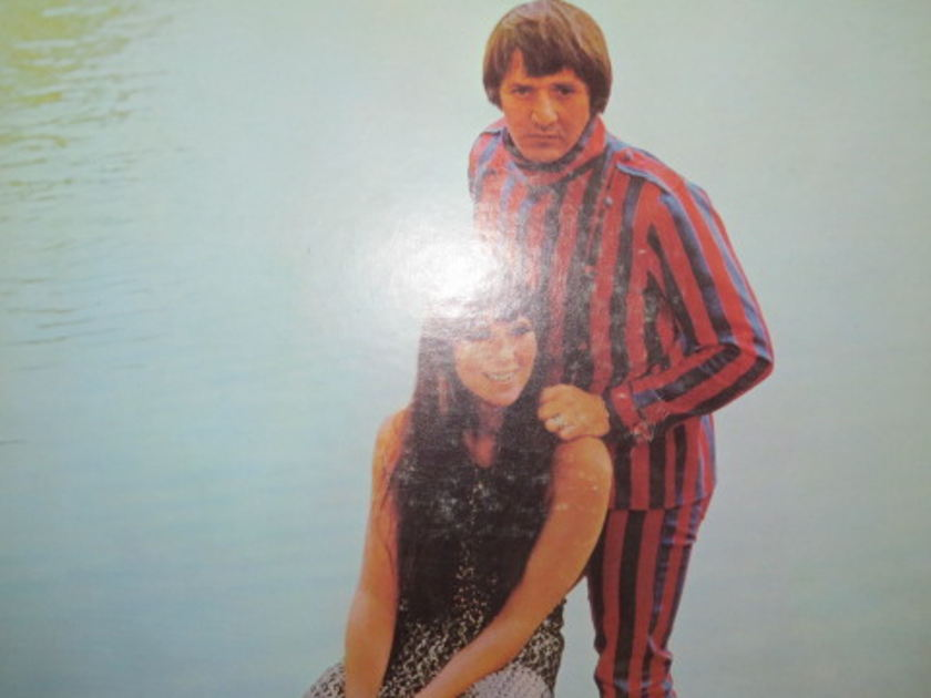 SONNY + CHER - GREATEST HITS 2 LP BEST OF