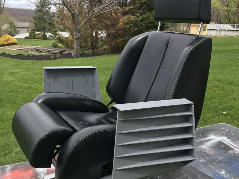 RaceChairs Ferrari Testarossa Chair