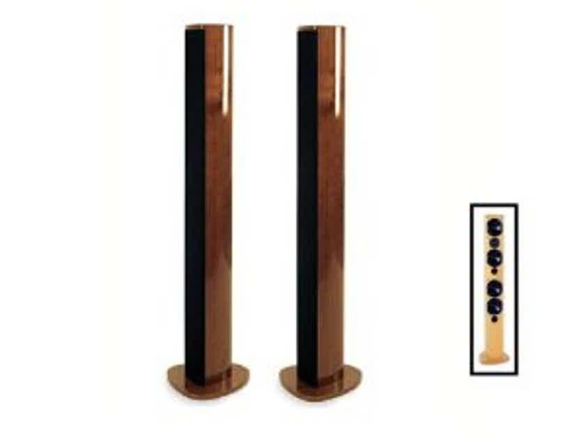 T+A Elektroakustik Lignum LGS10 Walnut Dark Glossy.