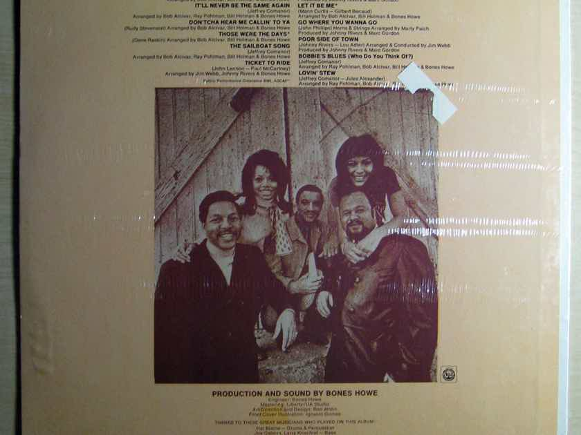 5th Dimension - The July 5th Album - More Hits By The Fabulous 5th Dimension SEALED Vinyl LP Soul City SCS 33901