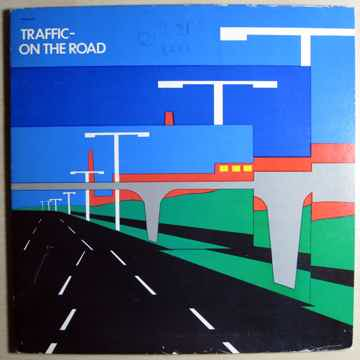 Traffic - On The Road 1973 EX+ Vinyl LP Island Records ...