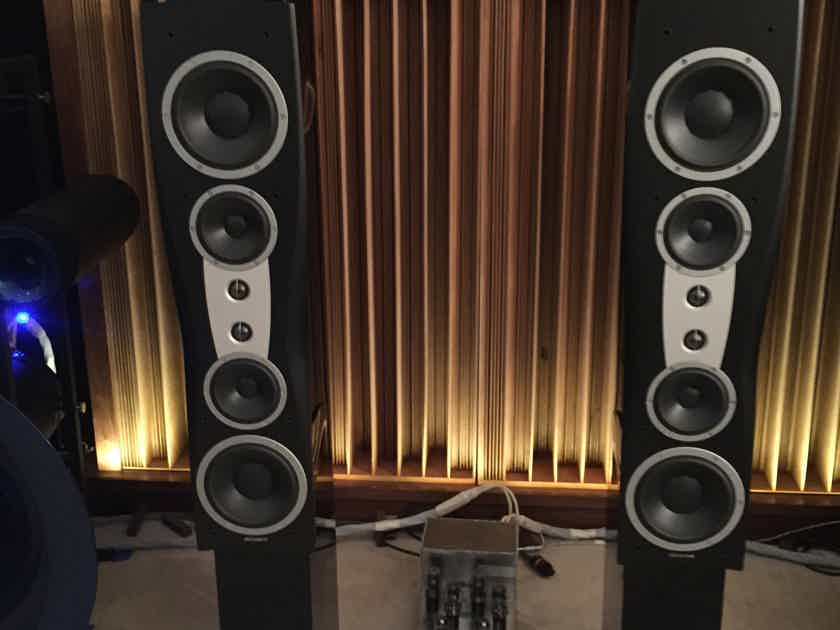 Dynaudio Confidence C4 MkII in Gloss Black