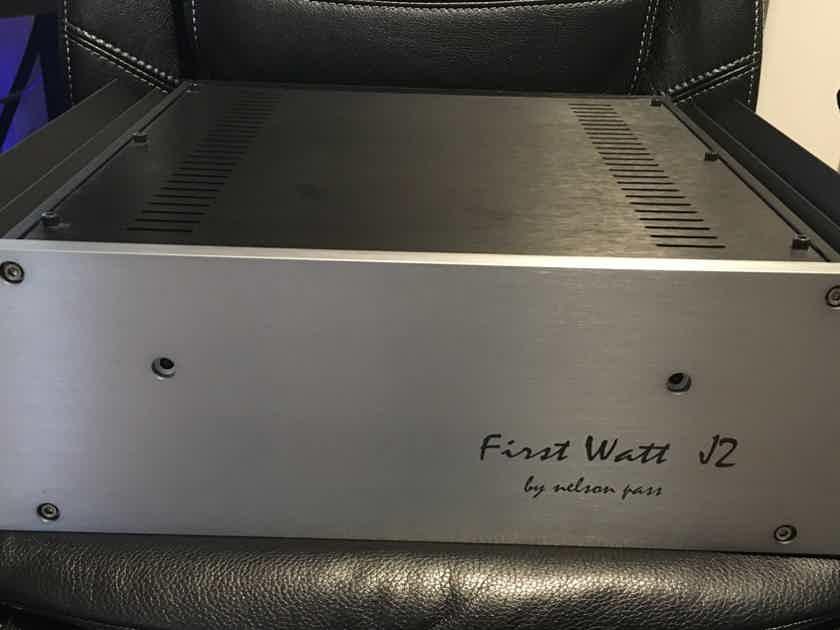 First Watt J-2 Amplifier