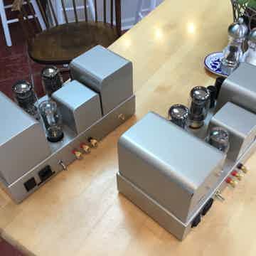 4 & 8 ohm quality speaker terminals.
