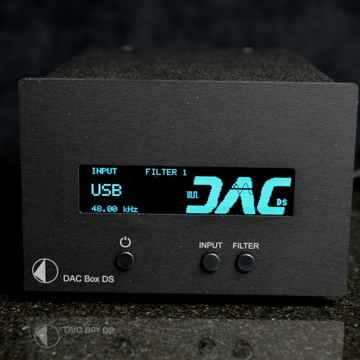 Pro-Ject Audio Systems DAC Box DS