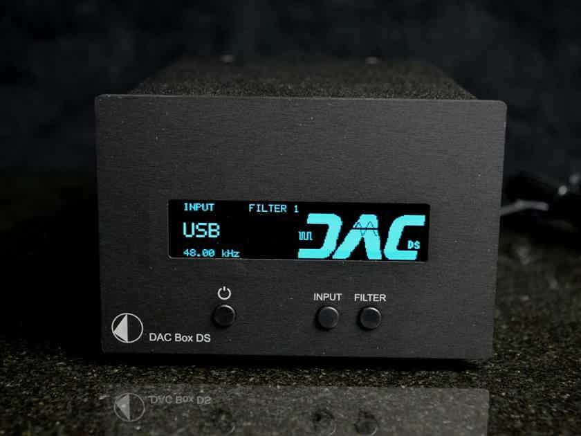 Pro-Ject Audio Systems DAC Box DS 24bit/192kHz Asynchronous USB