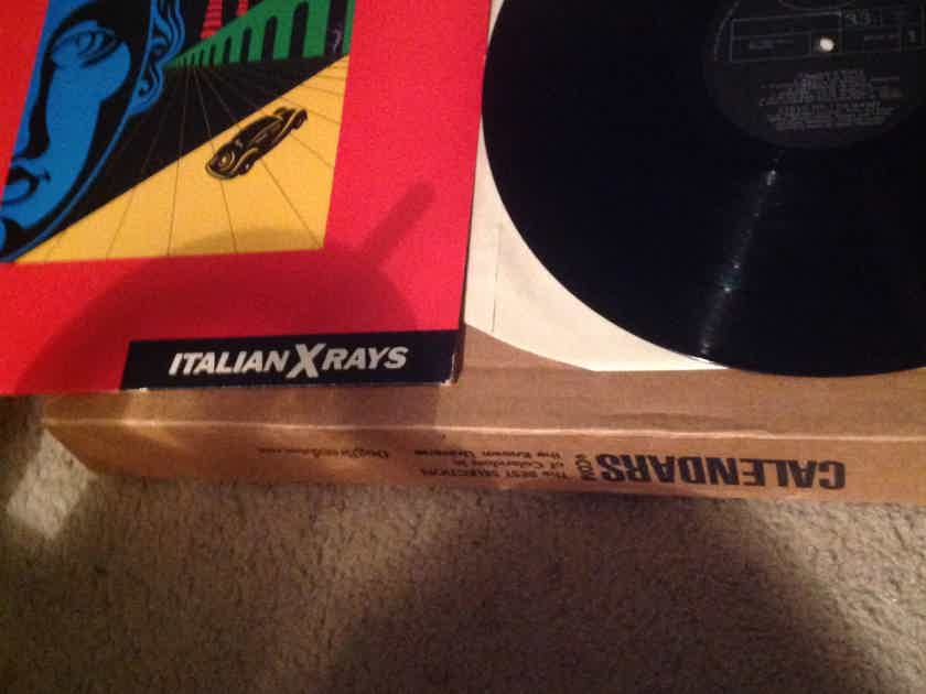 Steve Miller Band - Italian X Rays Mercury Phonogram U.K. Vinyl LP  NM