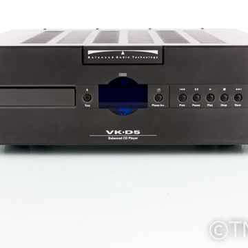 Balanced Audio Technology VK-D5 Tube CD / HDCD Player
