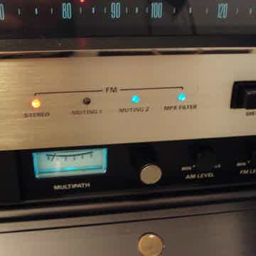 Accuphase T-100 Stereo FM/AM Tuner Top Line KENSONIC LABORATORY inc.