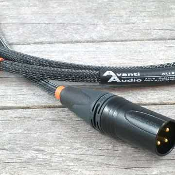 Avanti Audio Allegro Digital Cables