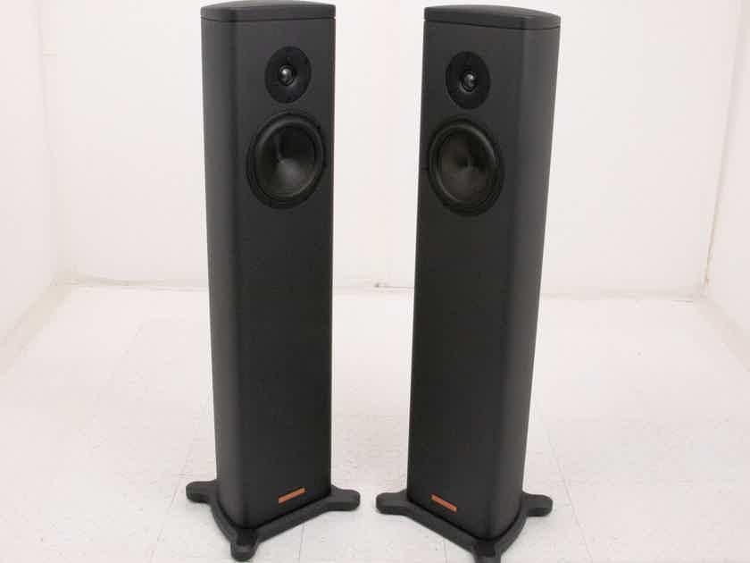 Magico S1 Mk II Floorstanding Speakers; Black Pair (19005)