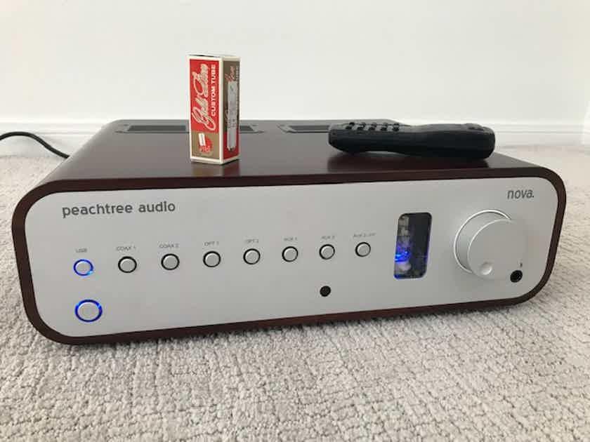 Peachtree Audio Nova with Sonos Connect
