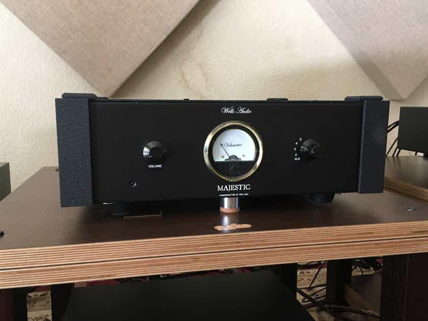 Wells Audio Majestic Integrated Amplifier