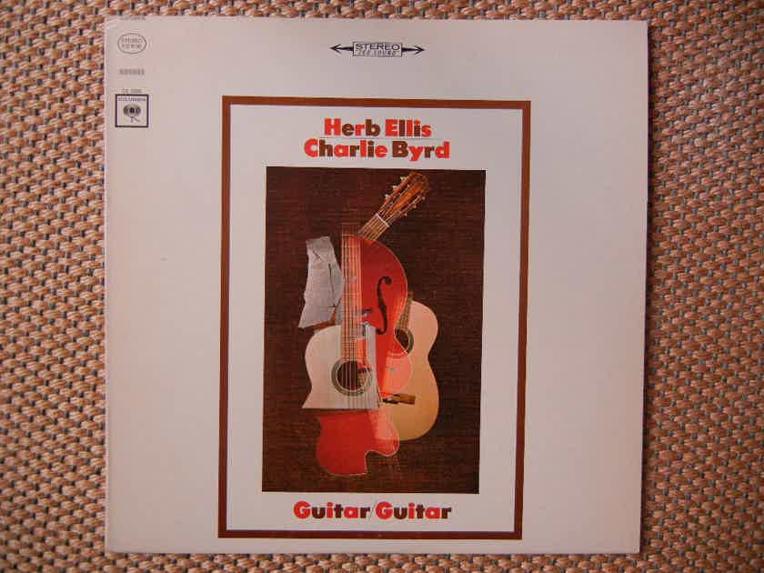 Charlie Byrd/Herb Ellis - Guitar-Guitar Columbia Stereo CL-9130 (Demonstration Not For Sale)