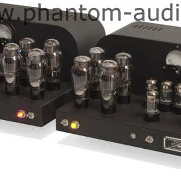 Atma-Sphere MP-3 & M60 (Pre-Amplifier and OTL Power Amp...