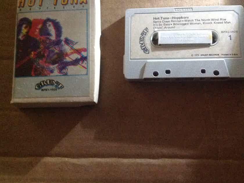 Hot Tuna - Hoppkorv Grunt Records Pre Recorded Cassette