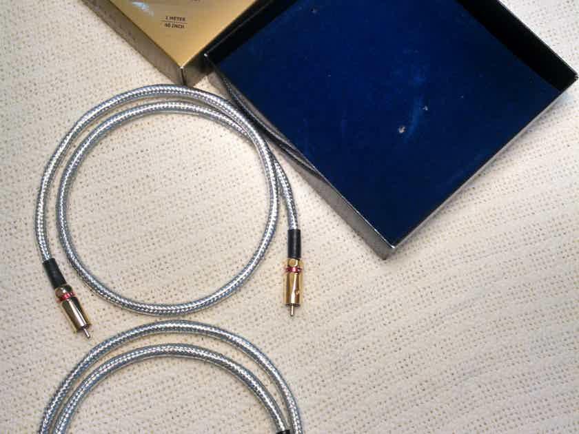 Wireworld Super Eclipse 5 Audio Interconnect 1meter (40inch)