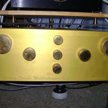 Rare TRL Tube Research Labs Golden Triode Multichannel ...