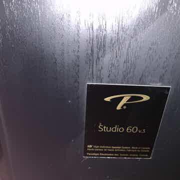 Paradigm Studio 60 v3