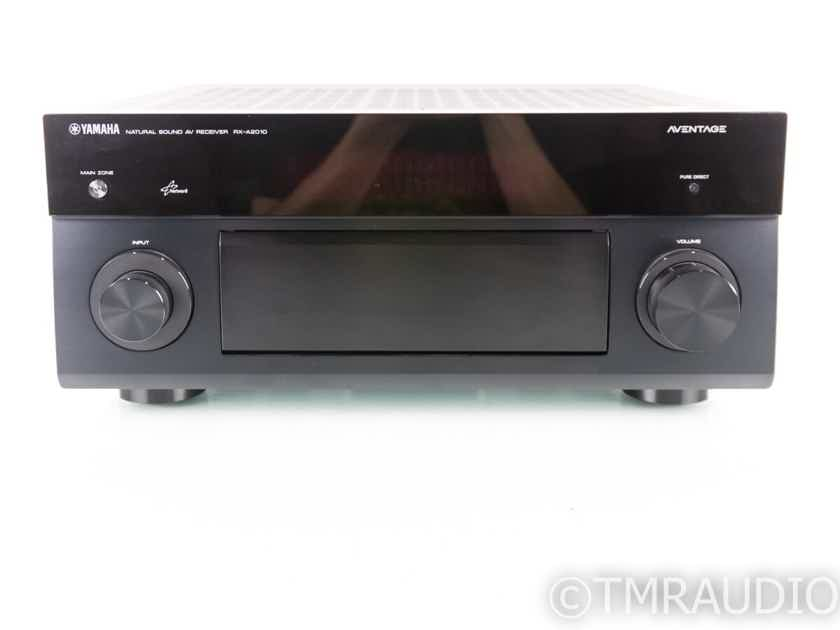 Yamaha RX-A2010 7.1 Channel Home Theater Receiver; Aventage; Remote; MM Phono (19327)