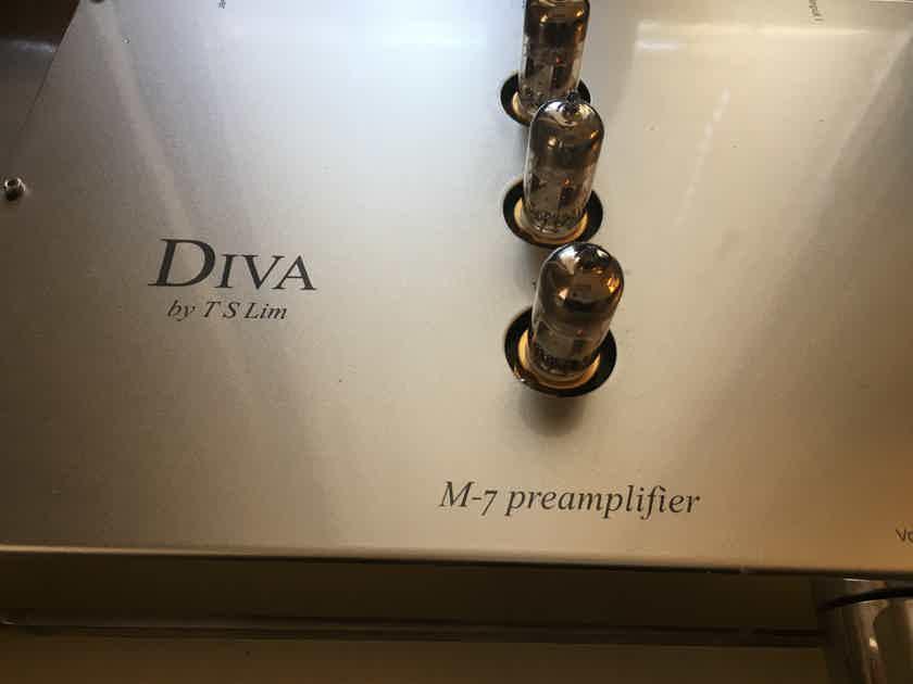 Diva Audio M7 Preamplifier