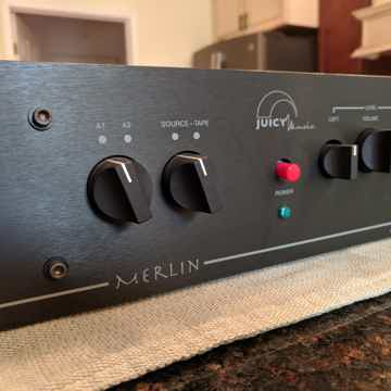 Juicy Music Audio Merlin