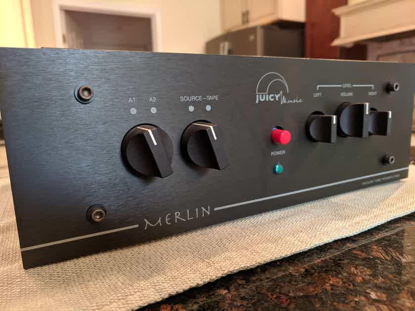 Juicy Music Audio Merlin