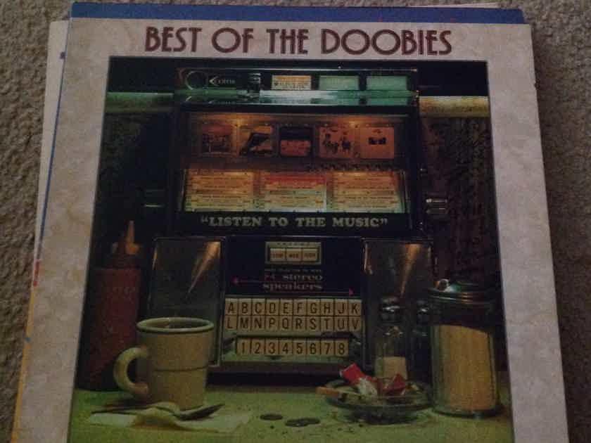 Doobie Brothers - Best Of The Doobies Warner Brothers Records Vinyl LP NM