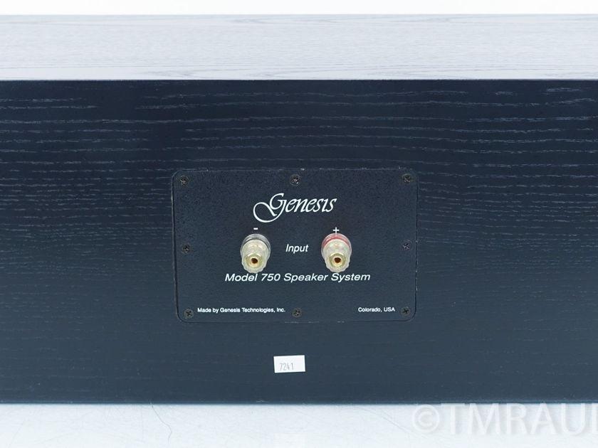 Genesis Model 750 Center Channel Speaker (7241)