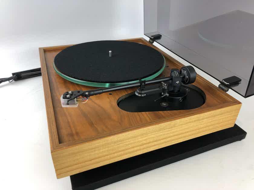 Systemdek IIX Turntable with Linn Tonearm and New Sumiko Cartridge