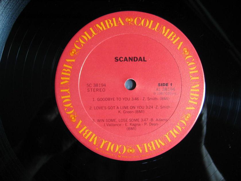 Scandal - Scandal - Columbia 5C 3819