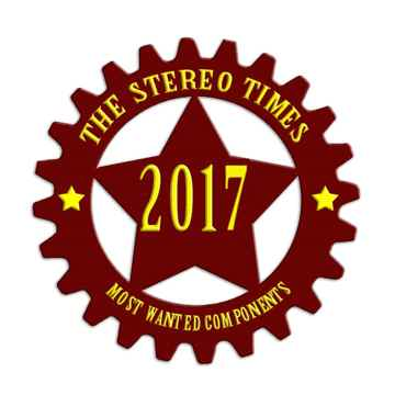 StereoTimes' Most Wanted Component Award 2017