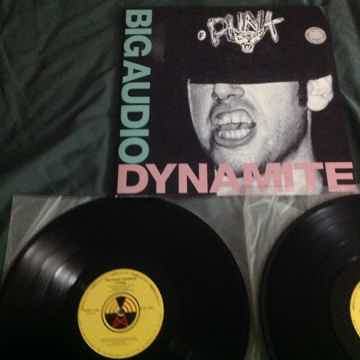 Big Audio Dynamite  - F Punk 2 LP Vinyl  Set NM