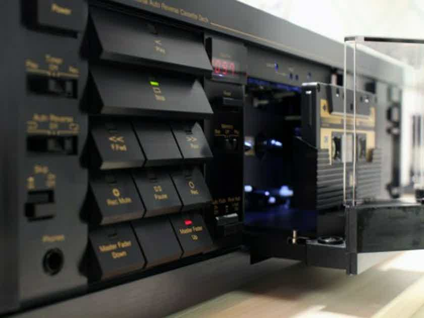 Nakamichi RX-303 Overhauled By Willy Hermann With One Year Warranty, Near Mint