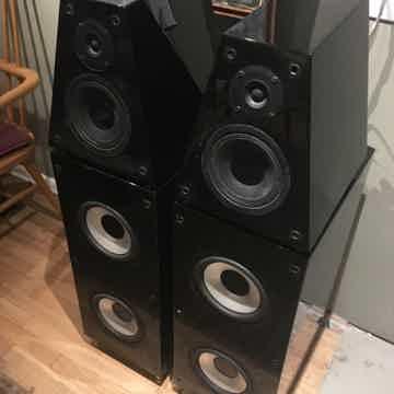 HPS-968 Loudspeakers