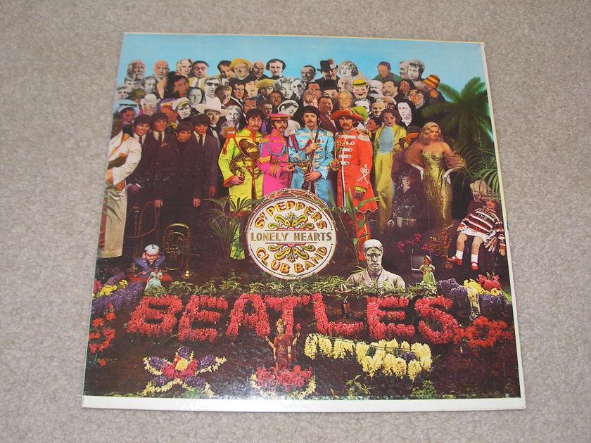 THE BEATLES - Sgt. Pepper Original Capitol - Mono