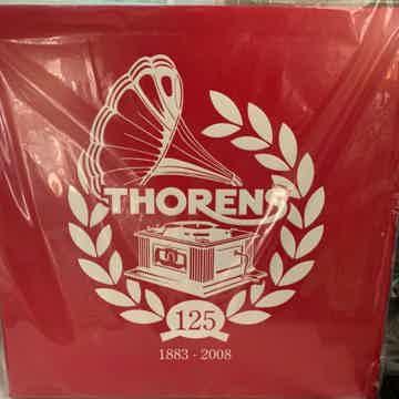 Thorens 125th Anniversary ATD 125 3LP Gatefold