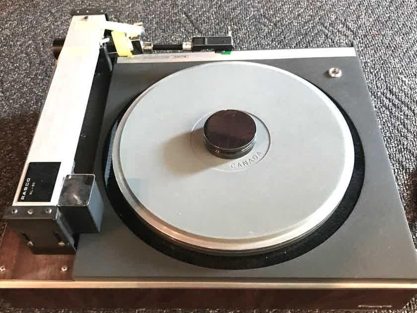 Rabco & Sony Rabco SL 8E & Sony TTS-3000