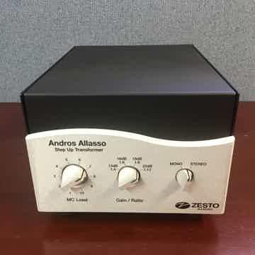 Zesto Audio Allasso